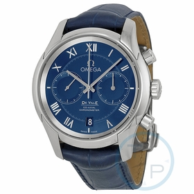 Omega 431.13.42.51.03.001 De Ville Mens Chronograph Automatic Watch