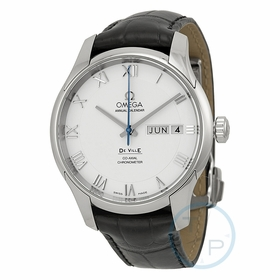 Omega 431.13.41.22.02.001 De Ville Annual Calendar Mens Automatic Watch