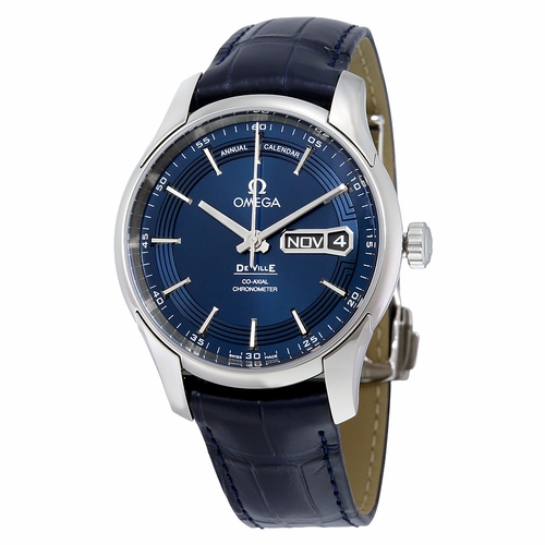 Omega 43133412203001 De Ville Annual Calendar Mens Automatic Watch
