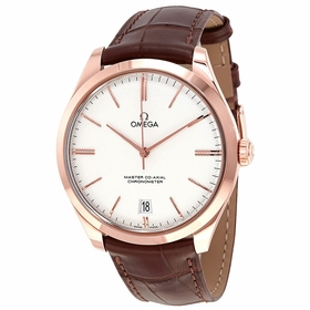 Omega 432.53.40.21.02.002 De Ville Tresor Mens Hand Wind Watch