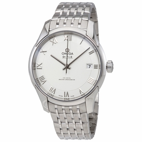 Omega 433.10.41.21.02.001 De Ville Hour Vision Mens Automatic Watch