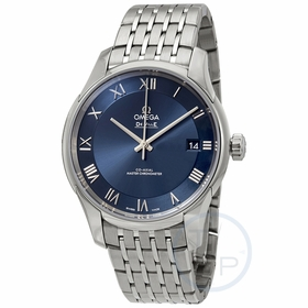Omega 433.10.41.21.03.001 De Ville Hour Vision Mens Automatic Watch