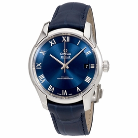 Omega 433.13.41.21.03.001 De Ville Hour Vision Mens Automatic Watch