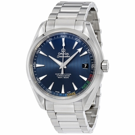 Omega 522.10.42.21.03.001 Seamaster Specialities Olympic Mens Automatic Watch