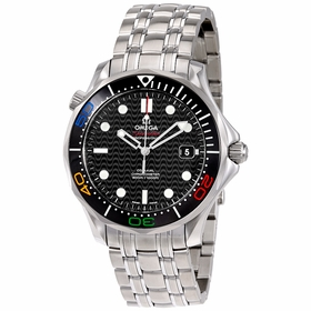 Omega 522.30.41.20.01.001 Olympic Collection Rio 2016 Mens Automatic Watch