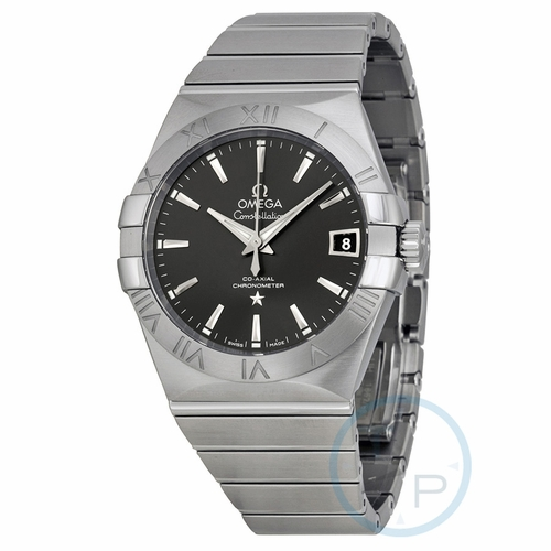Omega 123.10.38.21.06.001 Constellation Unisex Automatic Watch