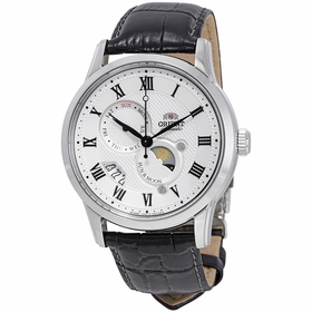 Orient FAK00002S0 Executive Sun and Moon 3 Mens Automatic Watch