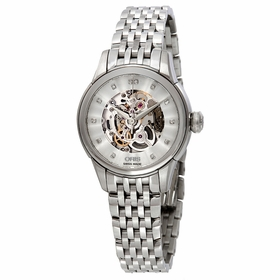 Oris 01 560 7687 4019-07 8 14 77 Artelier Ladies Automatic Watch