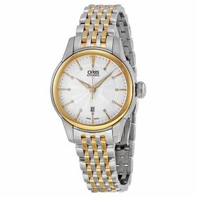Oris 01 561 7687 4351-07 8 14 77 Artelier Ladies Automatic Watch