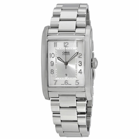 Oris 01 561 7693 4061-07 8 22 20 Rectangular Mens Automatic Watch