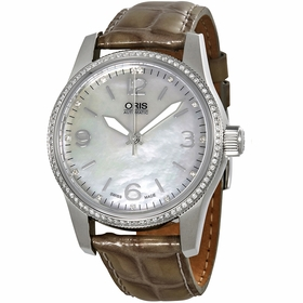 Oris 01 733 7649 4966-07 Big Crown Ladies Automatic Watch