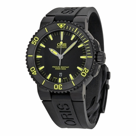 Oris 01 733 7653 4722-07 4 26 34BEB Aquis Date Mens Automatic Watch