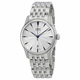 Oris 01 733 7670 4031-07 8 21 77 Arterlier Date Mens Automatic Watch
