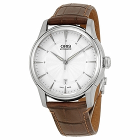 Oris 01 733 7670 4051-07 1 21 73FC Artelier Date Mens Automatic Watch