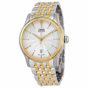 Oris 01 733 7670 4351-07 8 21 78 Artelier Date Mens Automatic Watch