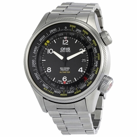 Oris 01 733 7705 4164-Set 8 23 19 Big Crown Altimeter Mens Automatic Watch