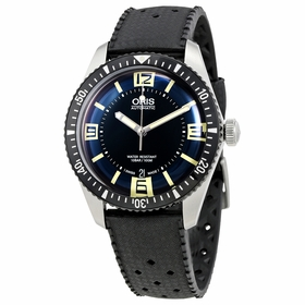 Oris 01 733 7707 4035-07 4 20 18 Divers Sixty-Five Mens Automatic Watch