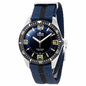 Oris 01 733 7707 4035-07 5 20 29FC Divers Mens Automatic Watch