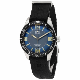 Oris 01 733 7707 4065-07 5 20 24 Divers Sixty-Five Mens Automatic Watch