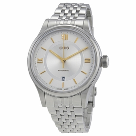Oris 01 733 7719 4071-07 8 20 10 Classic Date Mens Automatic Watch