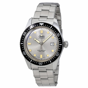 Oris 01 733 7720 4051-07 8 21 18 Divers Sixty-Five Mens Automatic Watch