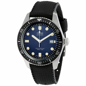 Oris 01 733 7720 4055-07 4 21 18 Divers Sixty-Five Mens Automatic Watch