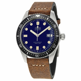 Oris 01 733 7720 4055-07 5 21 02 Divers Sixty-Five Mens Automatic Watch