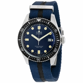 Oris 01 733 7720 4055-07 5 21 28FC Divers Sixty-Five Mens Automatic Watch