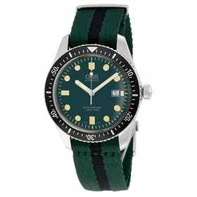 Oris 01 733 7720 4057-07 5 21 25FC Divers Mens Automatic Watch