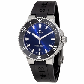 Oris 01 733 7730 4135-07 4 24 64EB Aquis Mens Automatic Watch