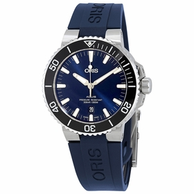 Oris 01 733 7730 4135-07 4 24 65EB Aquis Mens Automatic Watch