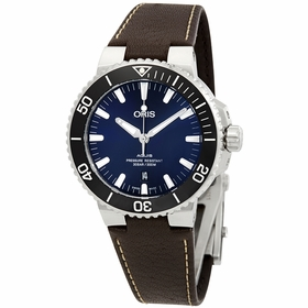 Oris 01 733 7730 4135-07 5 24 10EB Aquis Mens Automatic Watch