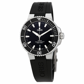 Oris 01 733 7730 4154-07 4 24 64EB Aquis Mens Automatic Watch