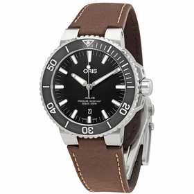 Oris 01 733 7730 4154-07 5 24 10EB Aquis Mens Automatic Watch