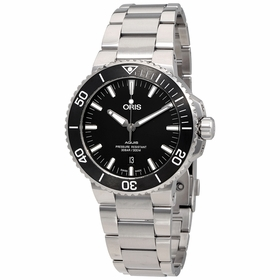 Oris 01 733 7730 4154-07 8 24 05PEB Aquis Mens Automatic Watch