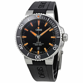 Oris 01 733 7730 4159-07 4 24 64EB Aquis Mens Automatic Watch