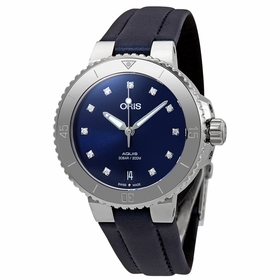 Oris 01 733 7731 4195-07 5 18 46FC Aquis Ladies Automatic Watch