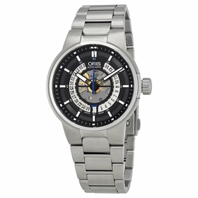 Oris 01 733 7740 4154-07 8 24 50S Williams Engine Mens Automatic Watch