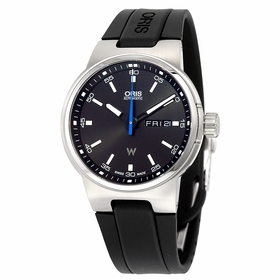 Oris 01 735 7716 4154-07 4 24 50FC Williams F1 Team Day Date Mens Automatic Watch
