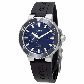 Oris 01 743 7733 4135-07 4 24 64EB Aquis Mens Automatic Watch