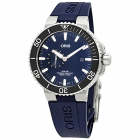 Oris 01 743 7733 4135-07 4 24 65EB Aquis Mens Automatic Watch