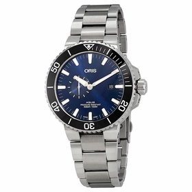 Oris 01 743 7733 4135-07 8 24 05PEB Aquis Mens Automatic Watch