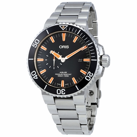 Oris 01 743 7733 4159-07 8 24 05PEB Aquis Mens Automatic Watch