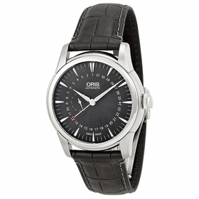 Oris 01 744 7665 4054-07 1 22 74FC Artelier Pointer Date Mens Chronograph Automatic Watch