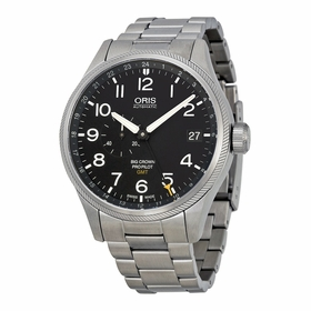 Oris 01 748 7710 4164-07 8 22 19 Big Crown Mens Automatic Watch