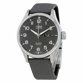 Oris 01 752 7698 4063-07 5 22 17FC Big Crown ProPilot Day Date Mens Automatic Watch