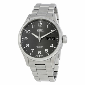Oris 01 752 7698 4063-07 8 22 19 Big Crown ProPilot Day Date Mens Automatic Watch