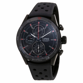Oris 01 774 7661 7784-Set RS Audi Sport Mens Chronograph Automatic Watch