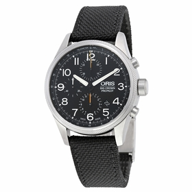 Oris 01 774 7699 4134-07 5 22 15FC Big Crown ProPilot Mens Chronograph Automatic Watch