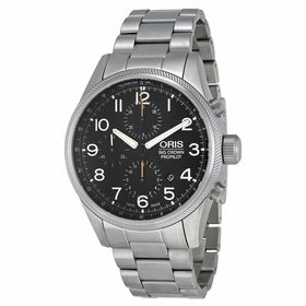 Oris 01 774 7699 4134-07 8 22 19 Big Crown Mens Chronograph Automatic Watch